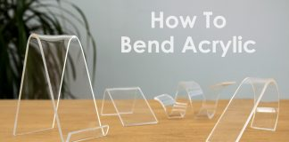 Website How to Bend Acrylic and Make Amazing Shapes