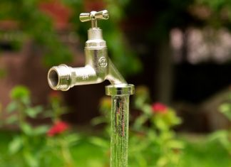 Website How to Make a FLOATING Faucet Fountain DIY Project